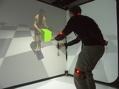 PhaseSpace Motion Capture | Applications | Research & Defense