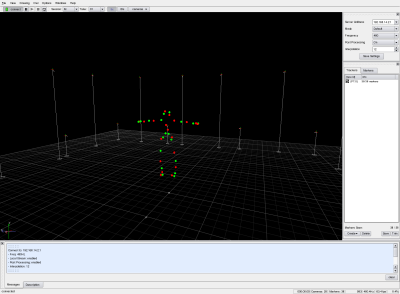 PhaseSpace Motion Capture Recording Application