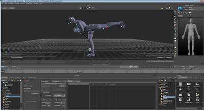 PhaseSpace Motion Capture Motionbuilder Plug-In