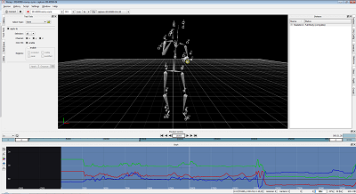 PhaseSpace Motion Capture Recording/Cleanup Suite
